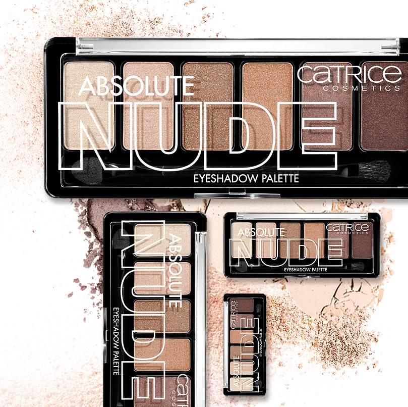 Makeup TiM: Catrice Absolute Nude paleta sjenila za oči