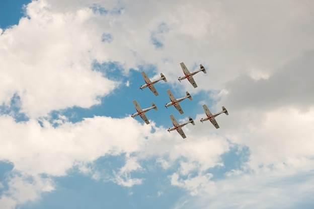 Zagrebacko Nebo Ponovno Ugoscava Aeromiting Storyhr
