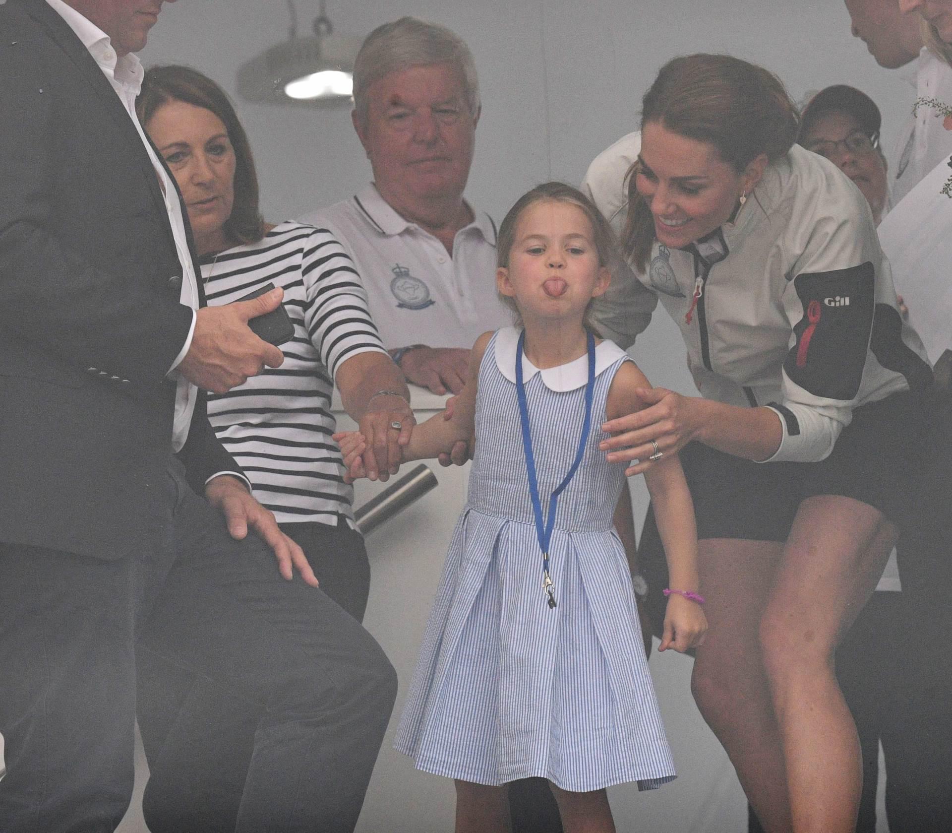 Kate Middleton i princeza Charlotte