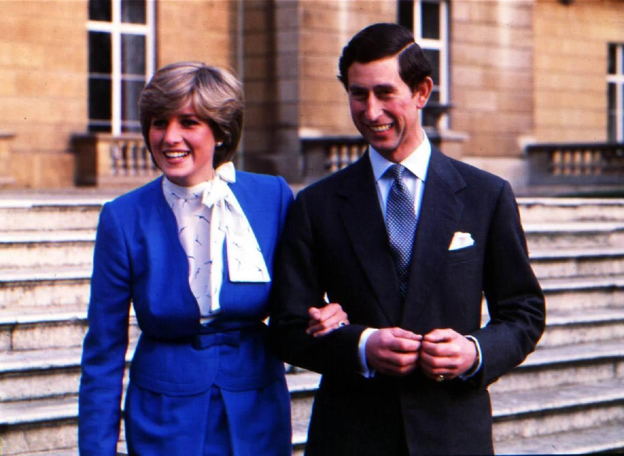 princ Charles princeza Diana