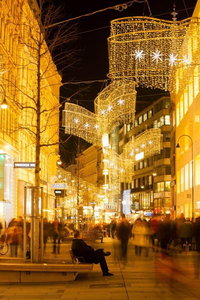 Wien Zur Weihnachtszeit