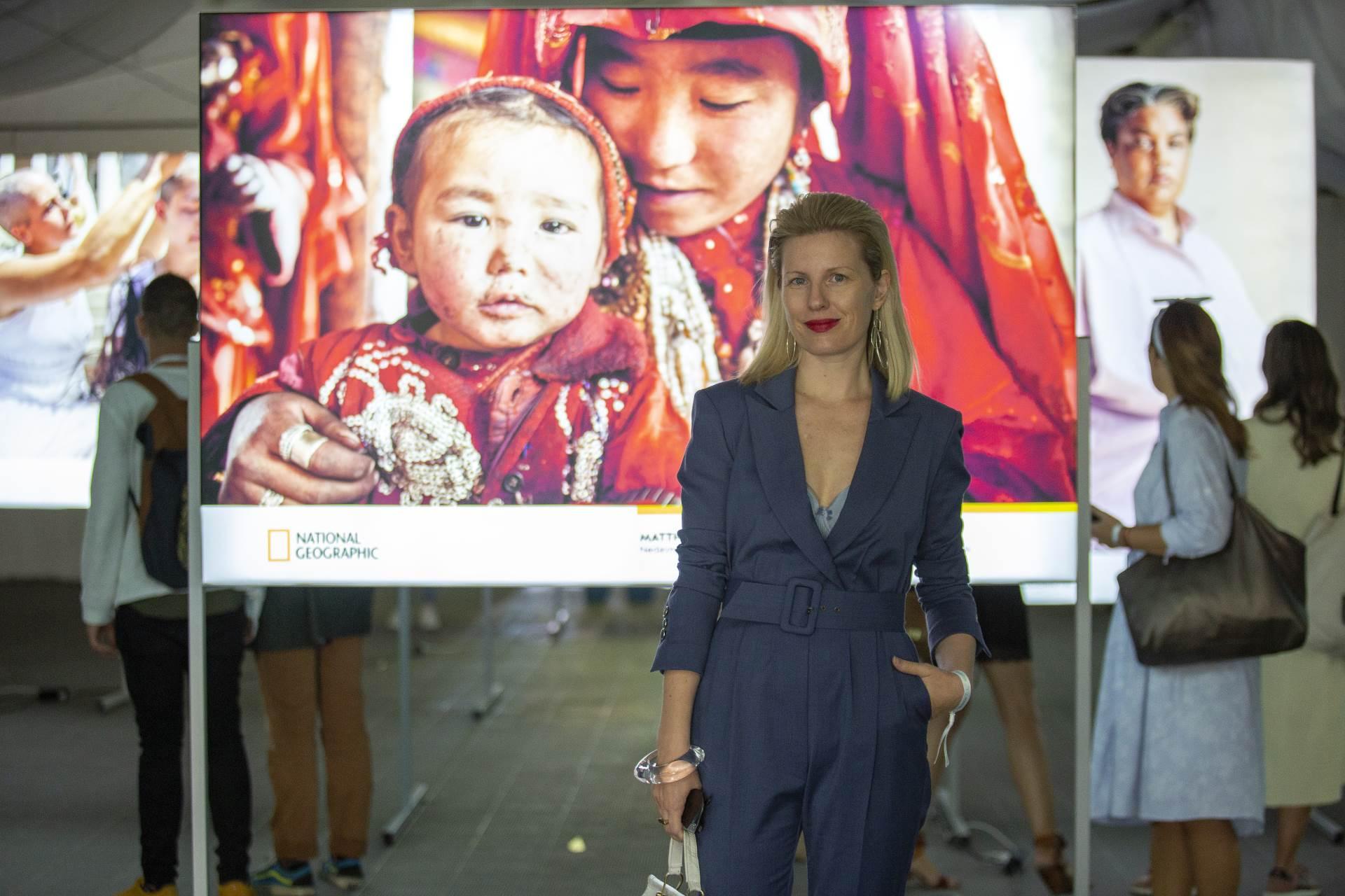 FOX Networks Group Hrvatska na ovogodišnjem Weekend Media Festivalu koji se održava u Rovinju od 19. do 21. rujna, organizira izložbu kojom slavi snažne, hrabre i ustrajne žene svih svjetskih kultura i naroda