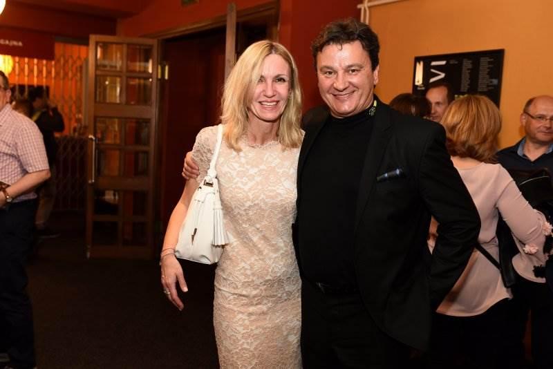 Boris Svrtan i Kristina Turk