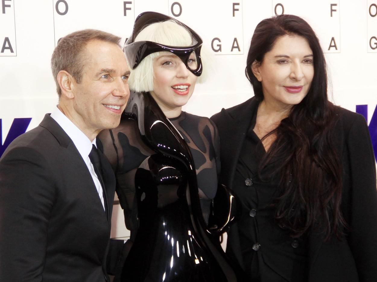 Lady Gaga i Marina Abramović