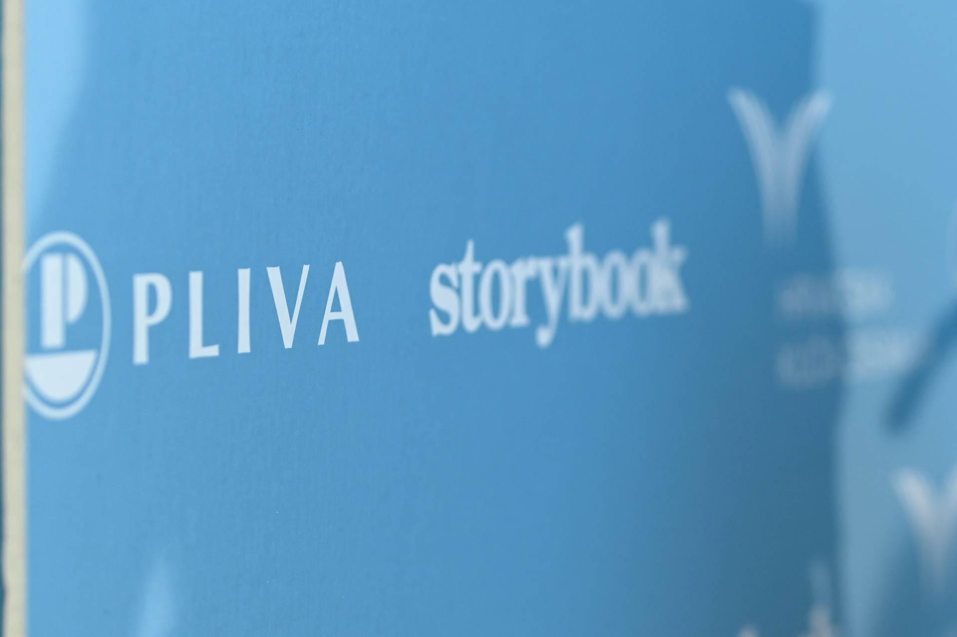 PLIVA i Storybook KOPB