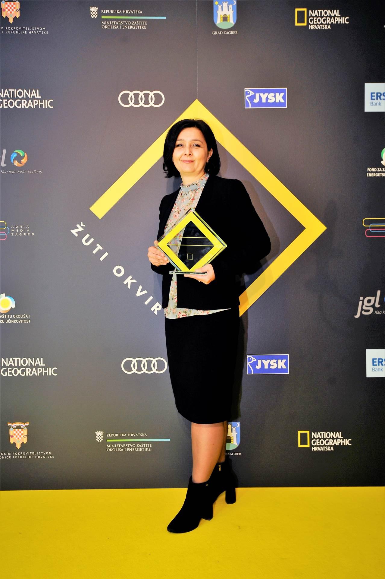 Ilijana Brkanović, INA Projekt plus