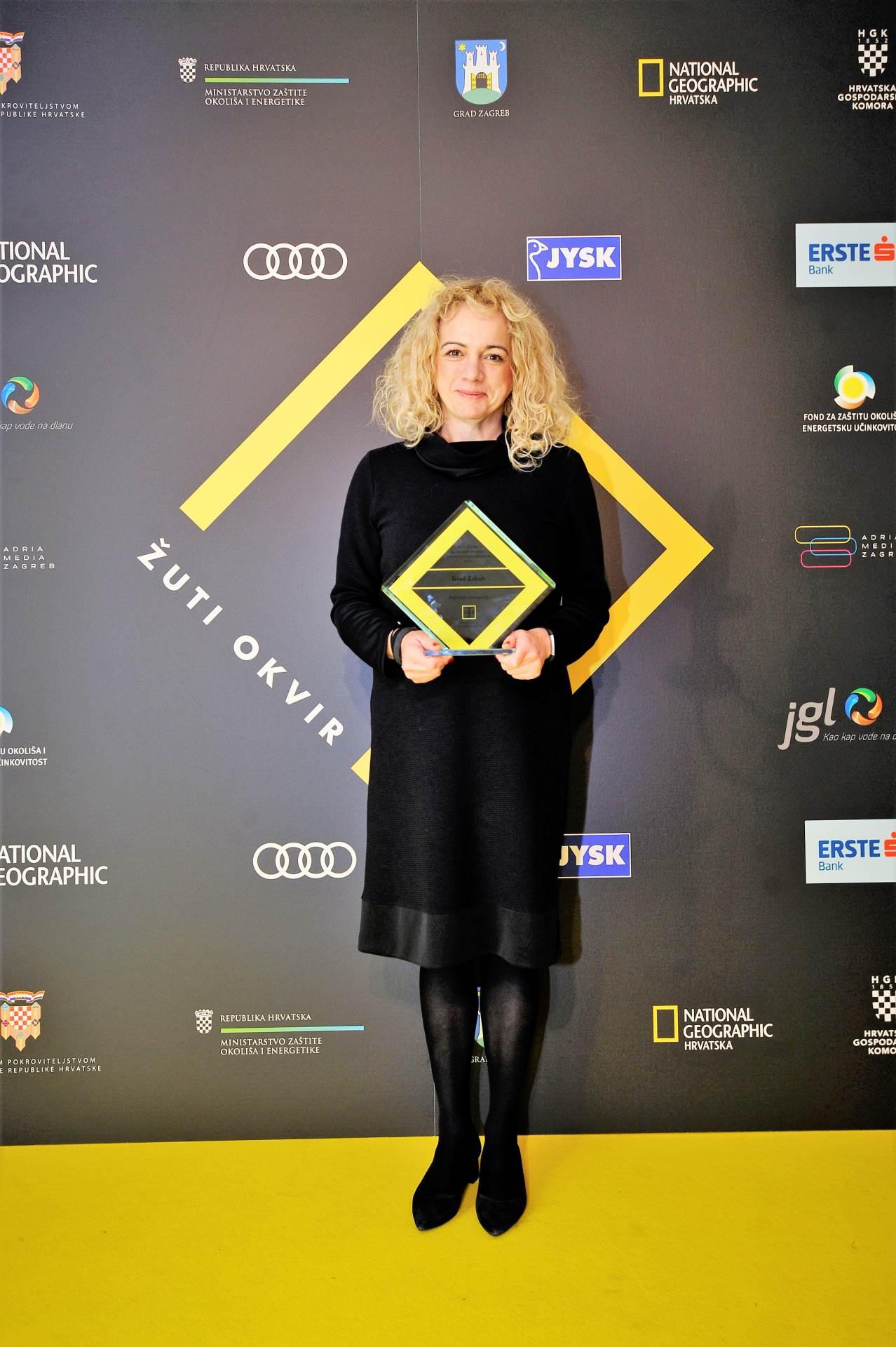 Valentina Đurek, Grad Zabok