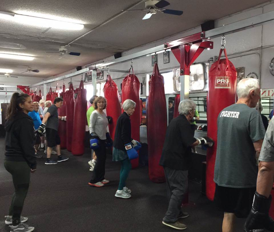 Rock Stady Boxing