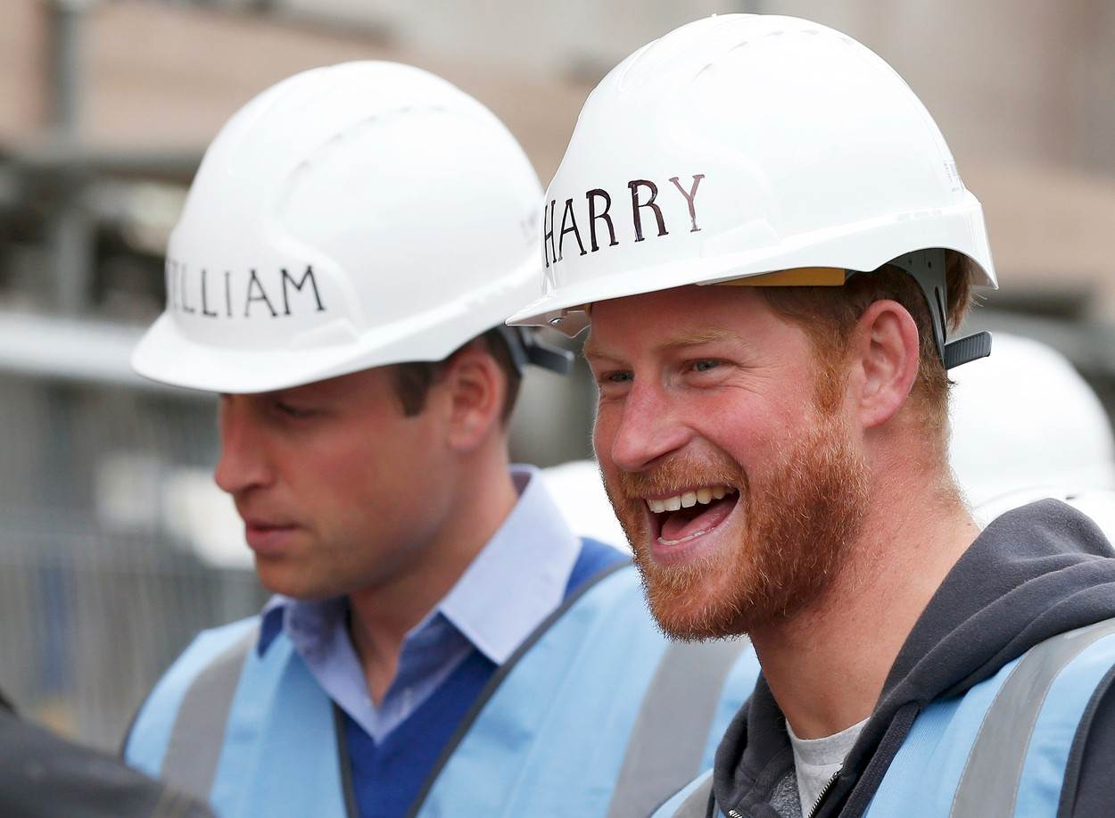 princ William, princ Harry