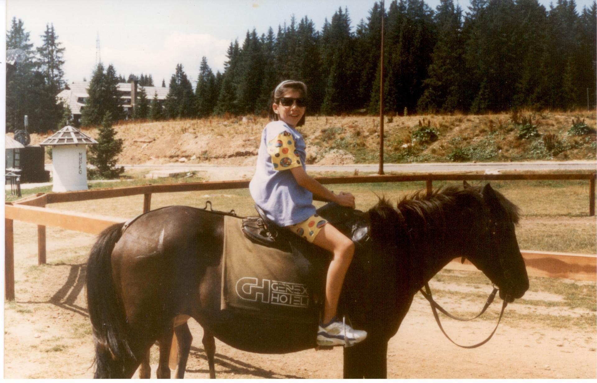 Saša, kolovoz 1994. godine