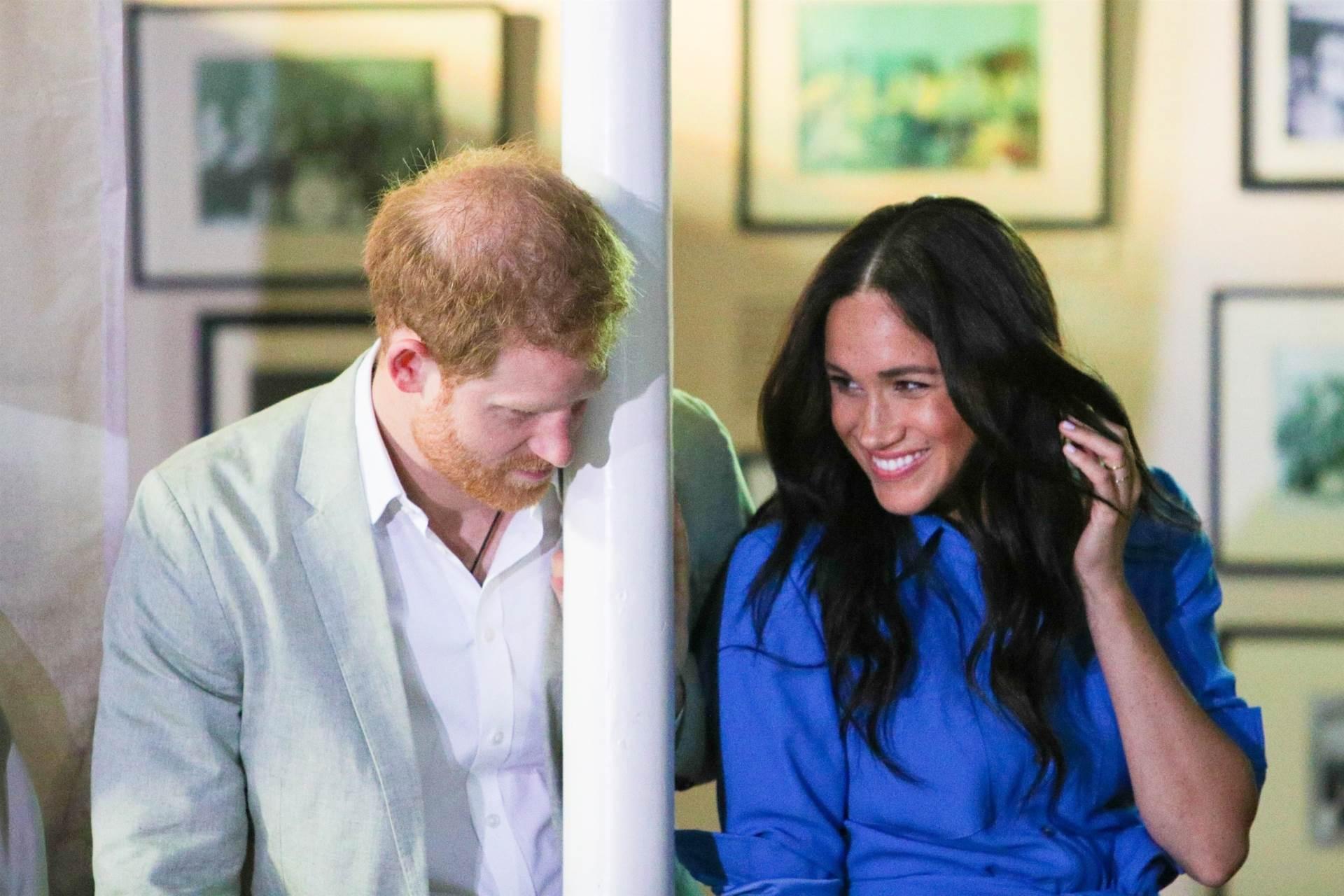 Meghan Markle princ Harry