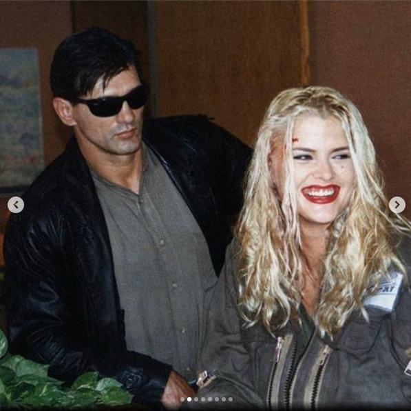 Branko Cikatić bio je i ostao jedini hrvatski borac koji je snimio film u Hollywoodu. Uz Annu Nicole Smith i Richarda Steinmetza nastupio je 1996. u akcijskom trileru 'Neboder'. Iako je nakon toga dobio nove ponude, sve je odbio i posvetio se borbama.