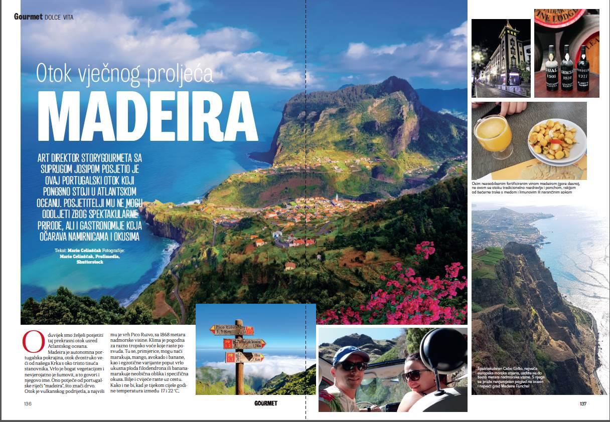 Putopis Madeira