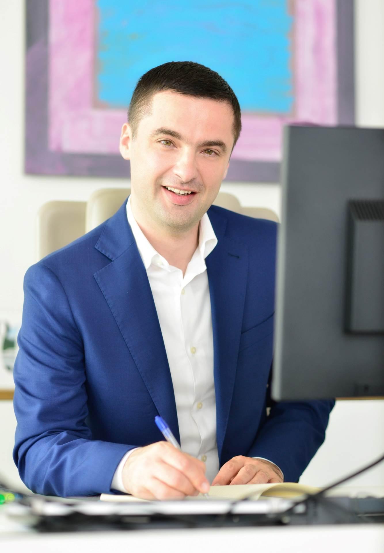 Mislav Vučić, glavni izvršni direktor JGL-a