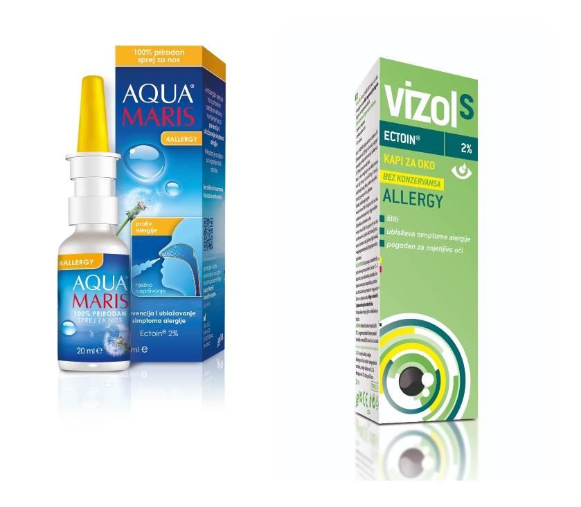 Aqua Maris kapi protiv alergije