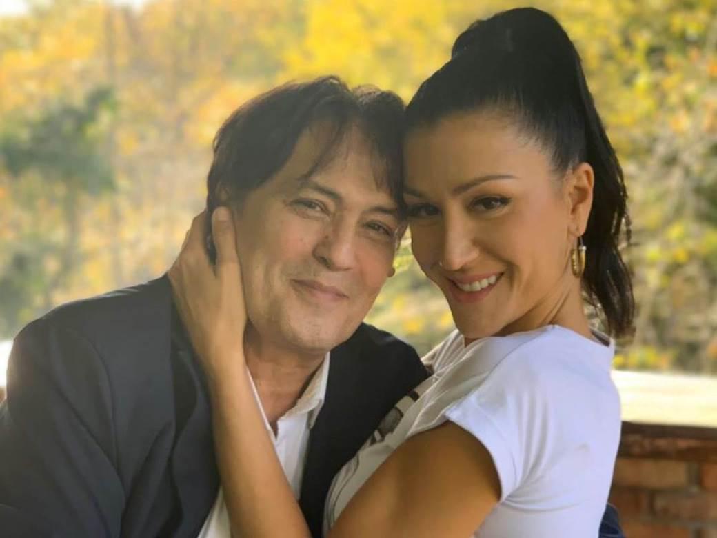 Ana Rucner i Vlado Kalember