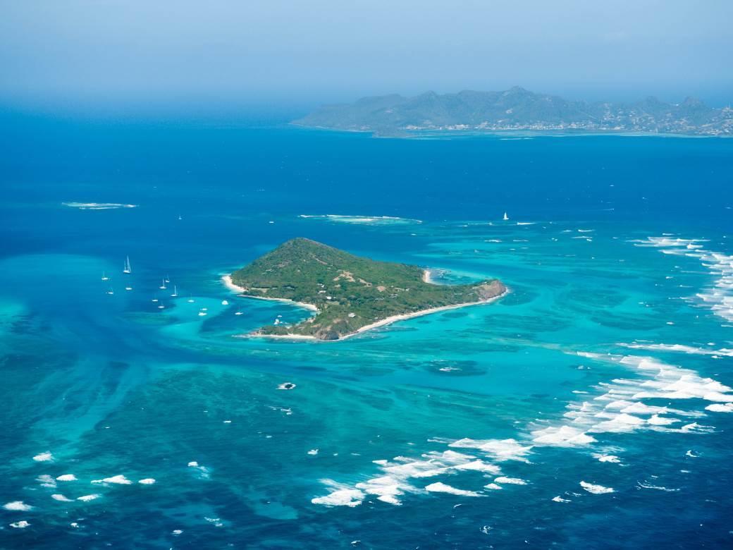 St. Vincent, Karibi