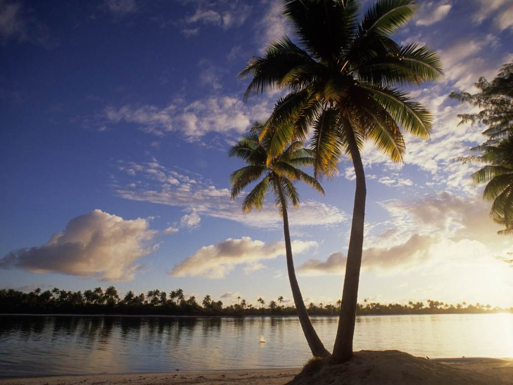 Tetiaroa, Francuska Polinezija