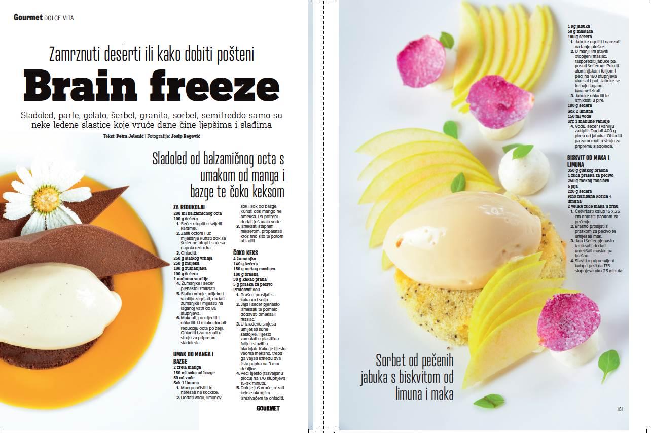 smrznuti deserti