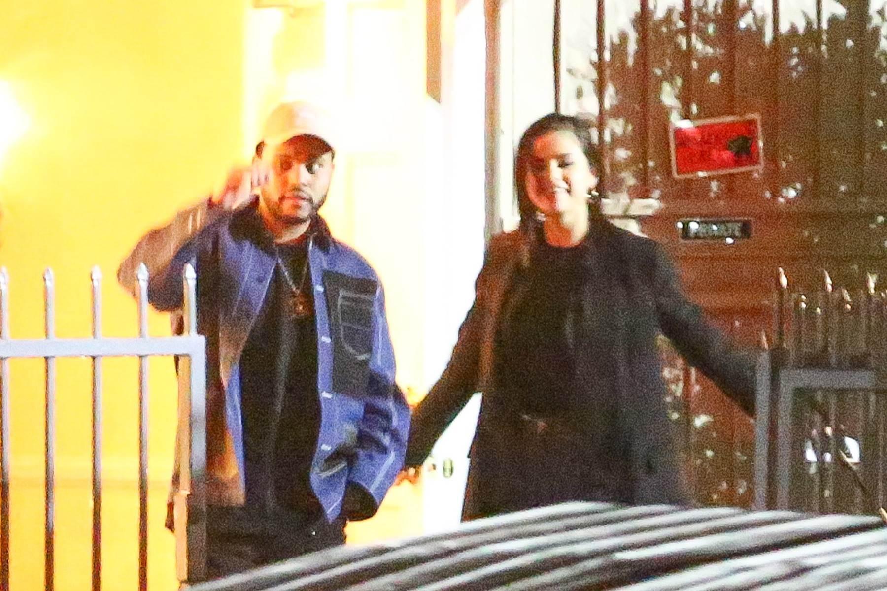 Selena i The Weeknd