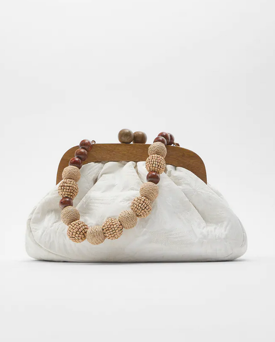 ZARA, Prošarana torba za nošenje preko tijela, 299,90 kn