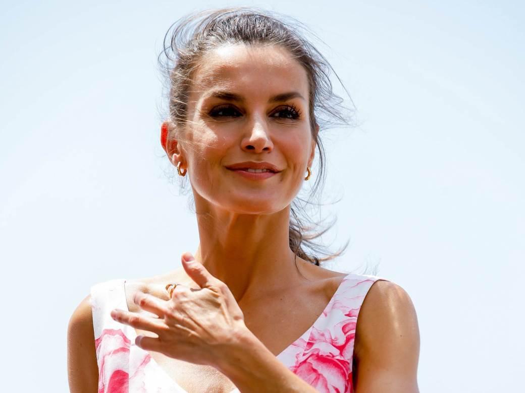 Španjolska kraljica Letizia