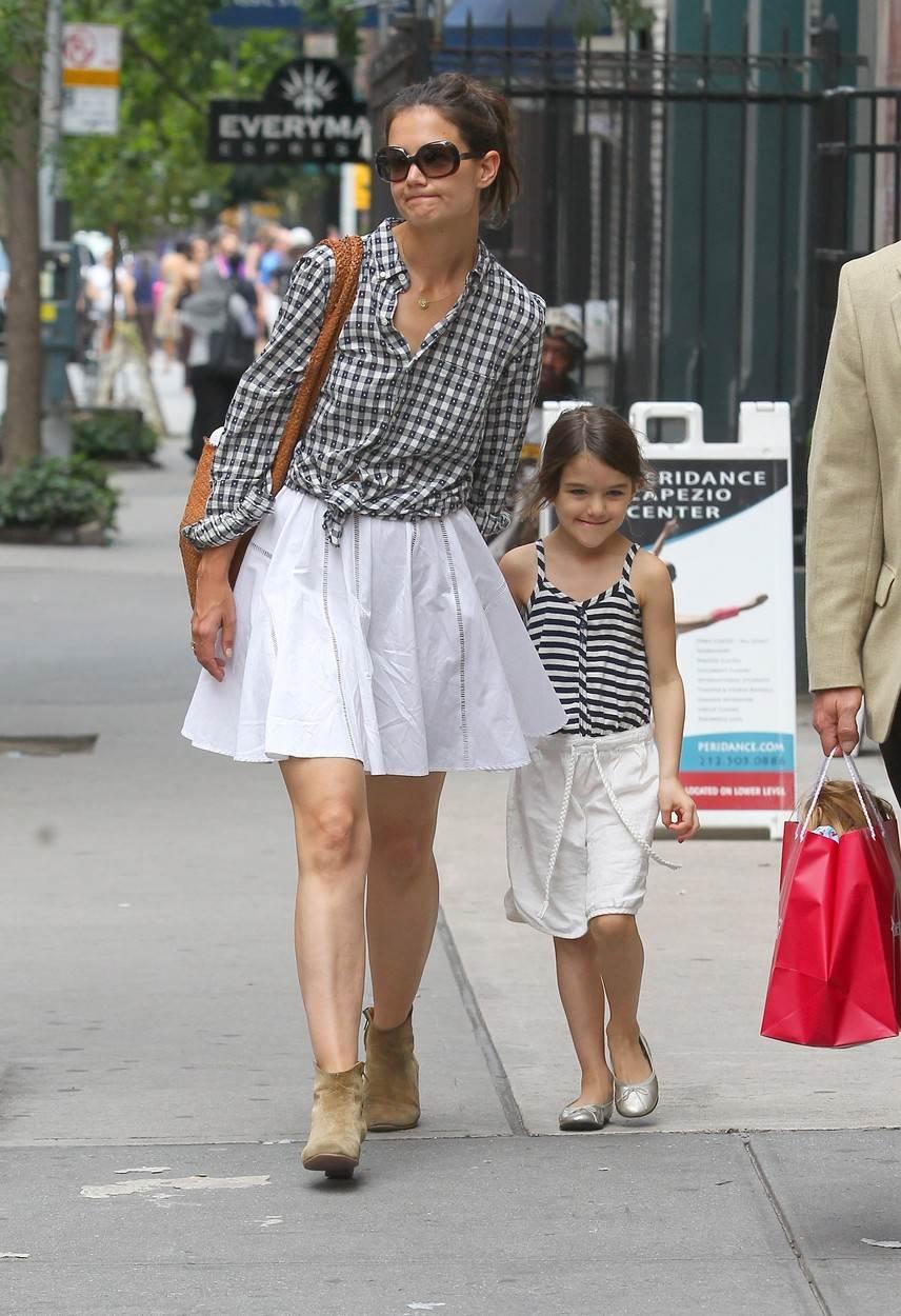 Katie Holmes i kći Suri