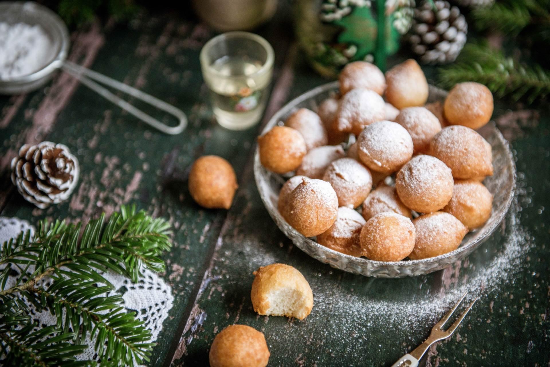 Odlične fritule poznate food blogerice Sanje Mijac