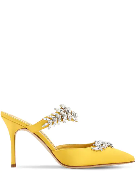 Manolo Blahnk cipele sa Swarovski kristalima, 7700 kn
