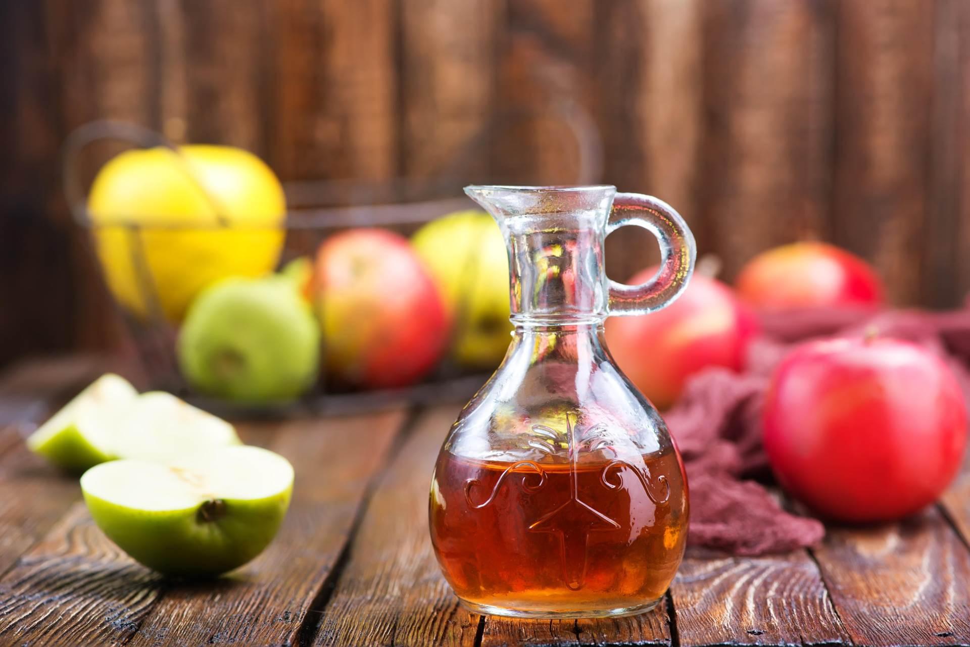 Baza tinkture je jabukovača