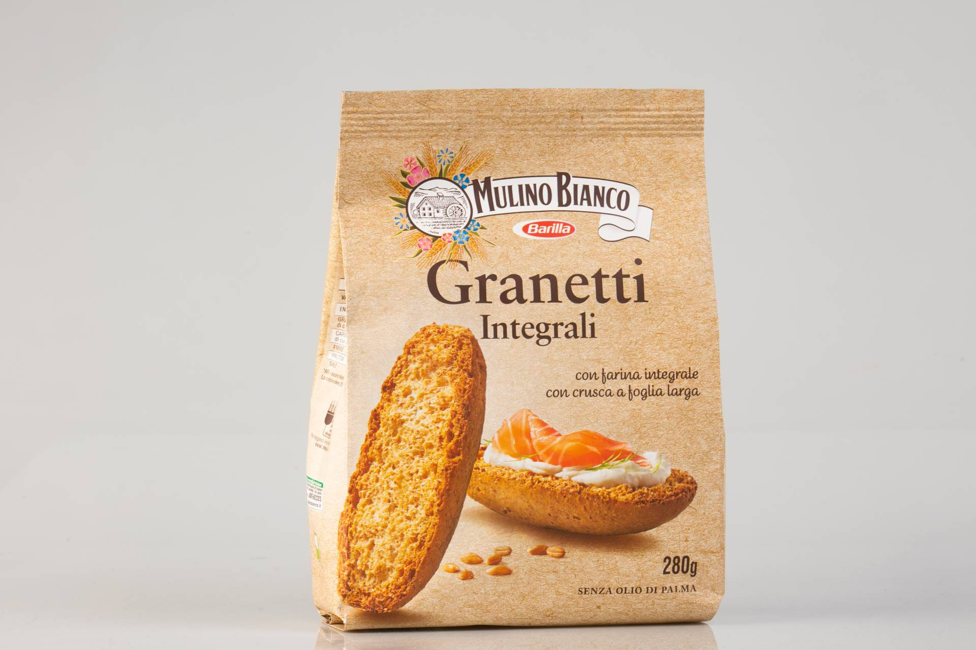 Granetti integralni hrskavi kruščić 280g, dm TRAJNO DOBRA CIJENA 12,90 kn