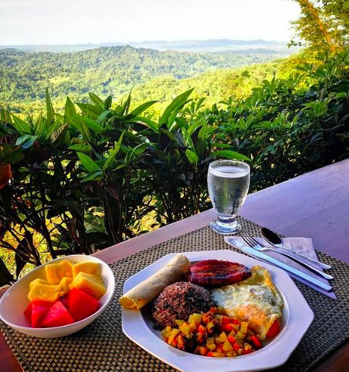 Doručak s pogledom