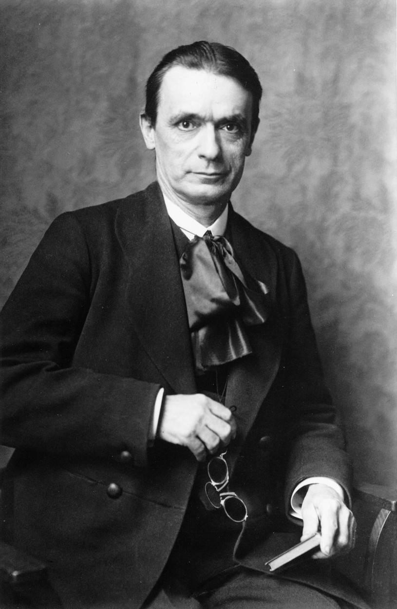 Dr. Rudolf Steiner, otac biodinamike