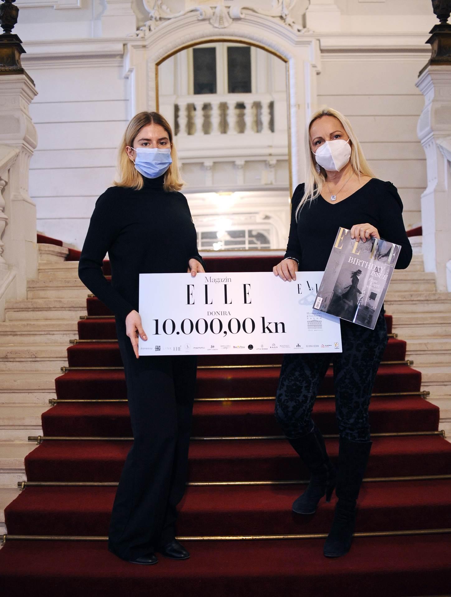 Maria Mesarić i Romana Matanovac Vučković, Hrvatski glazbeni zavod