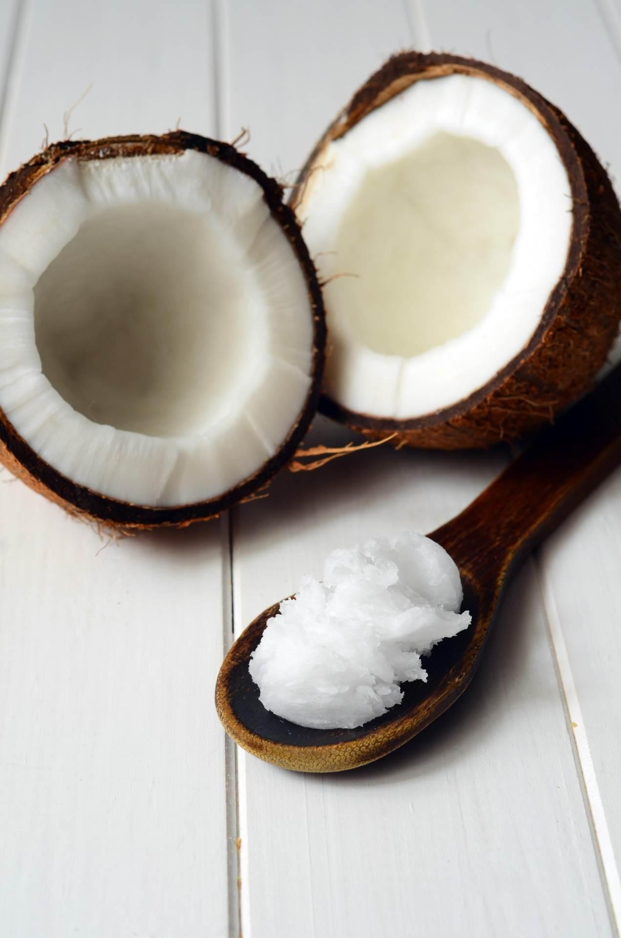 Ulje se radi iz mesa kokosa