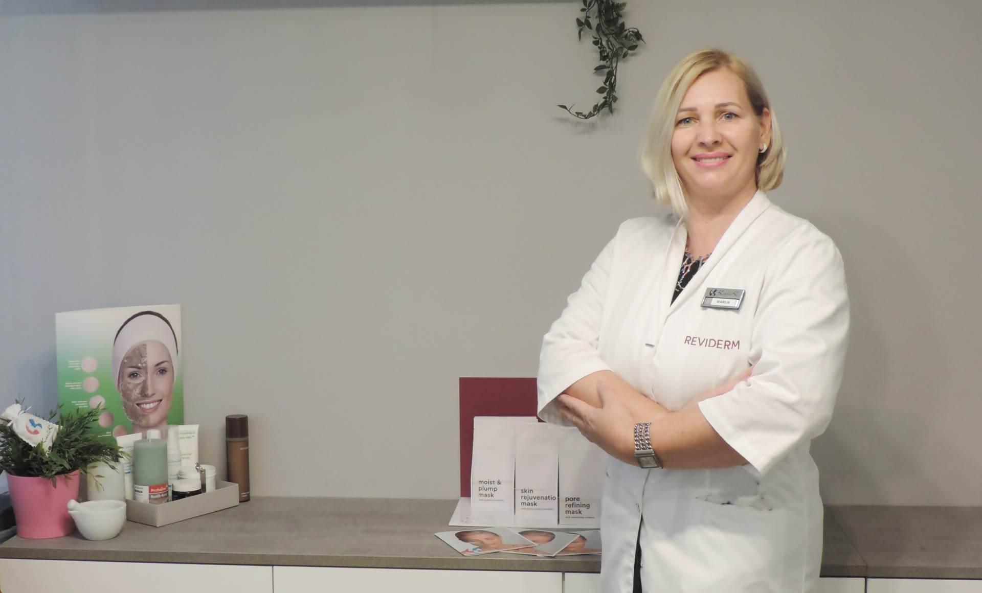 Marija Šuško Karlić, predsjednica Udruženja kozmetičara RH