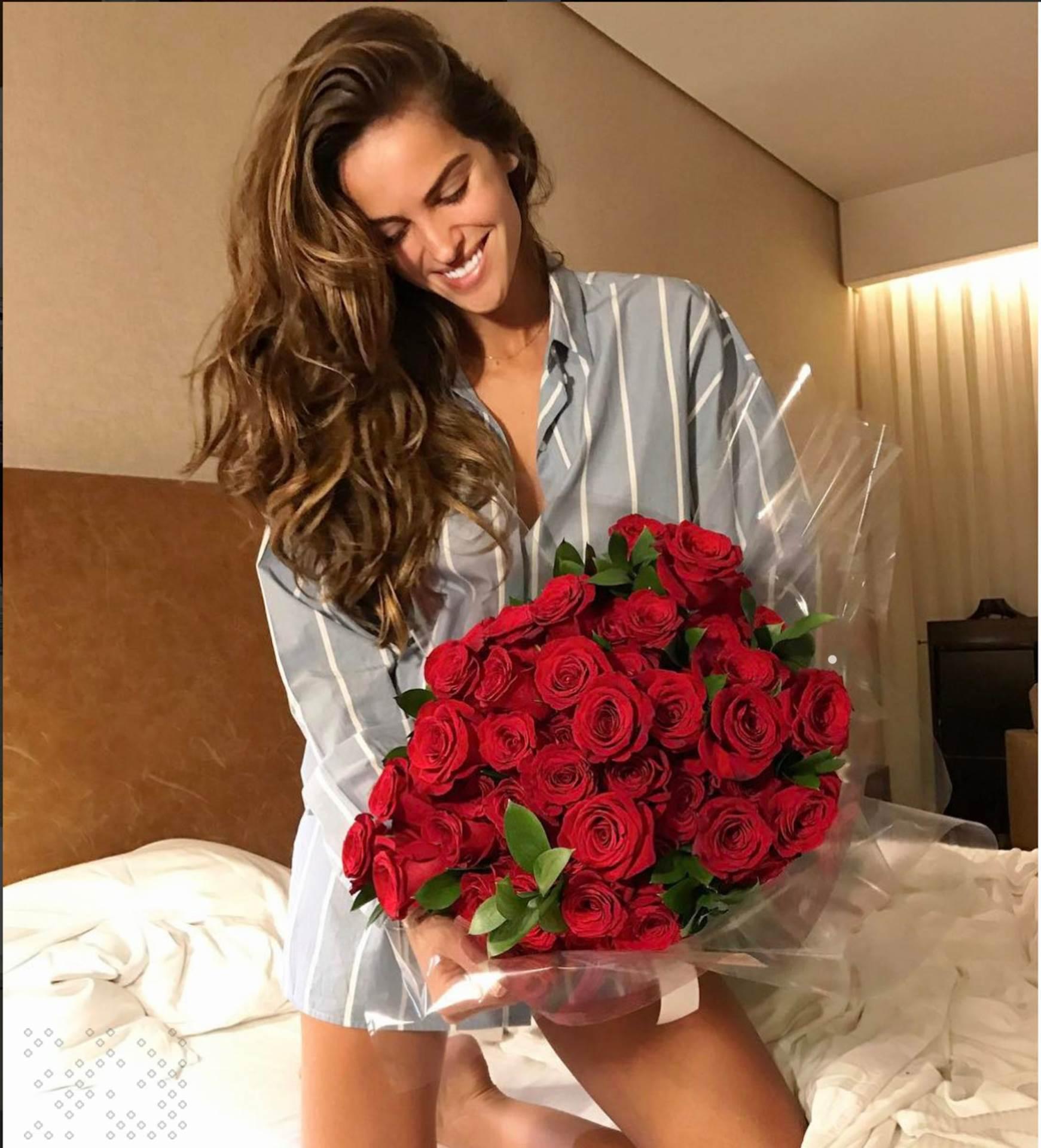 cvijeće dan žena