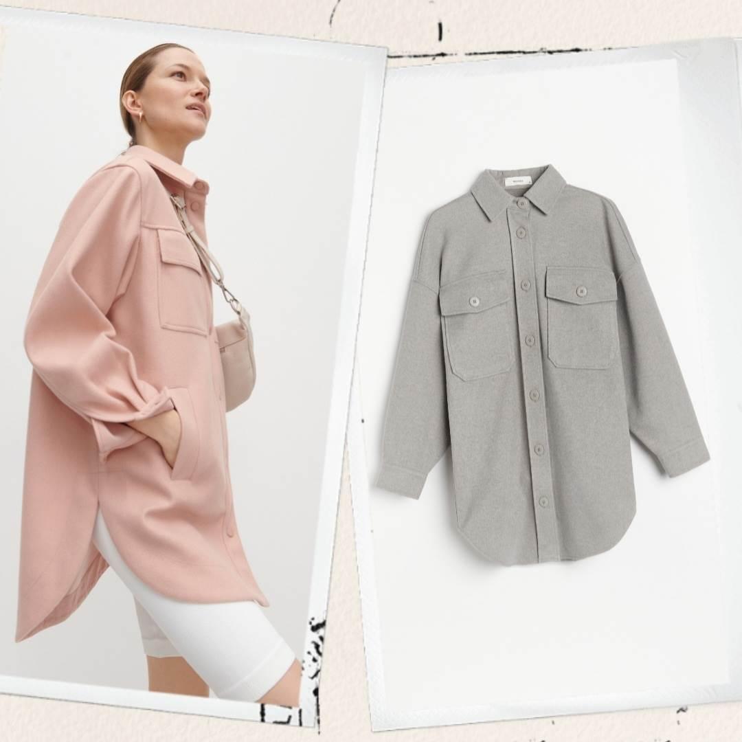 Košulja-jakna, Reserved, 449,90 kn; košulja-jakna, Reserved, 299,90 kn