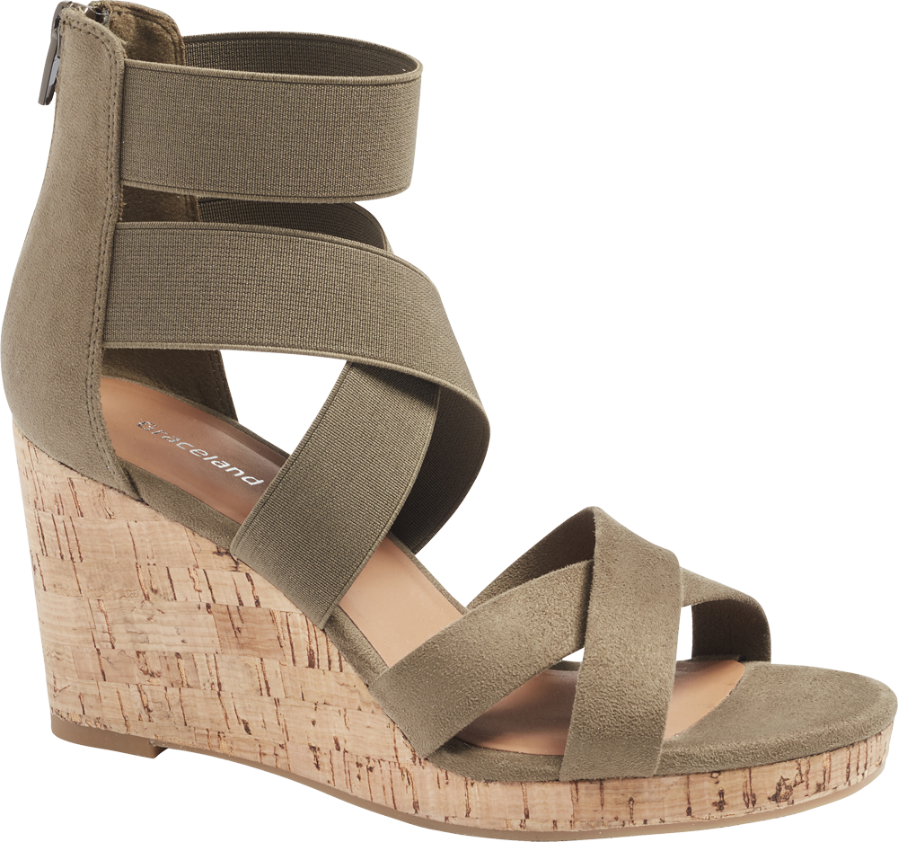 Graceland sandale, Deichmann