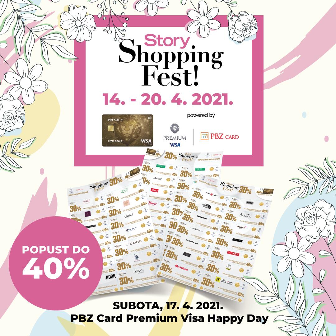 story shopping fest