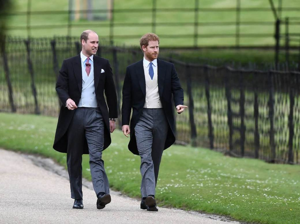 harry i william