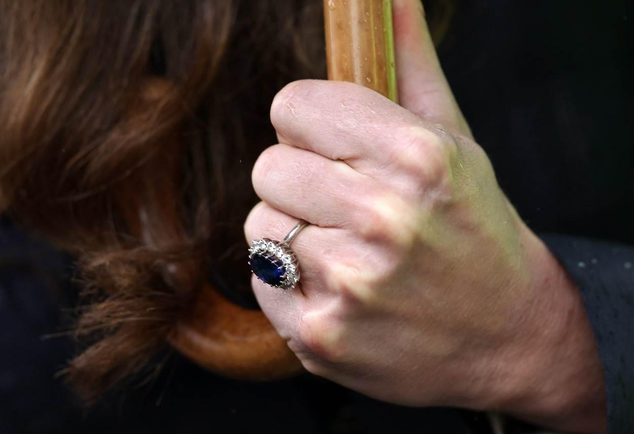 prsten princeza diana