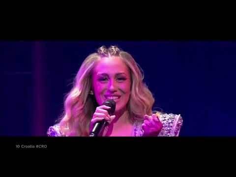 Albina - Tick-Tock - LIVE - Croatia - First Semi-Final - Eurovision 2021