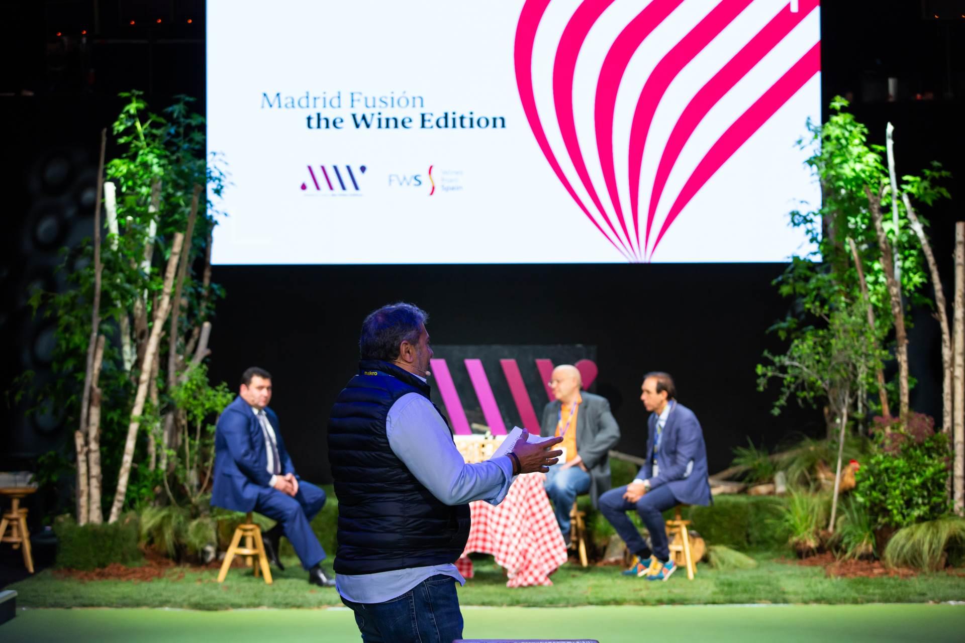 U sklopu Madrid Fusiona po prvi je put otvoren i MF Wine Edition