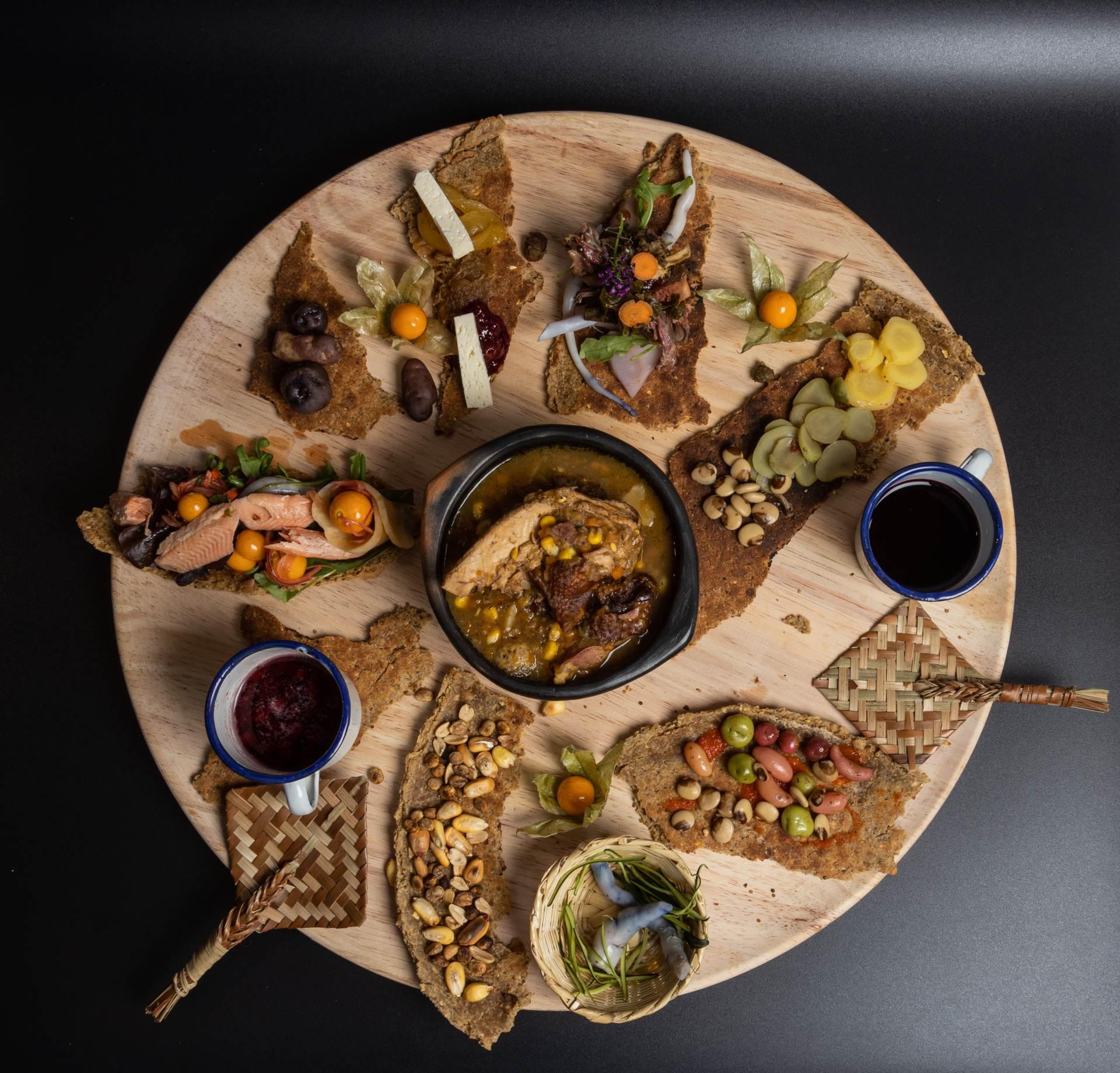 Kuhinja restorana Naturalia temelji se na najboljem od kvalitete, organske proizvodnje i tradicionalnih namirnica