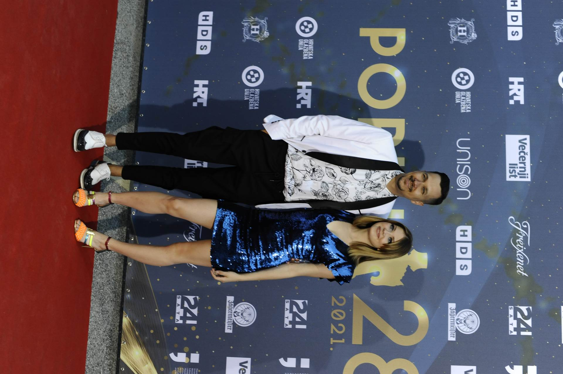 Marko Tolja i Mia Negovetić