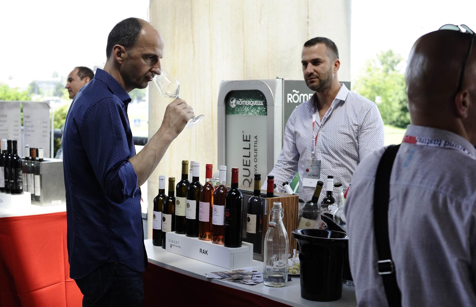 Organizator Vinart Grand Tastinga Saša Špiranec