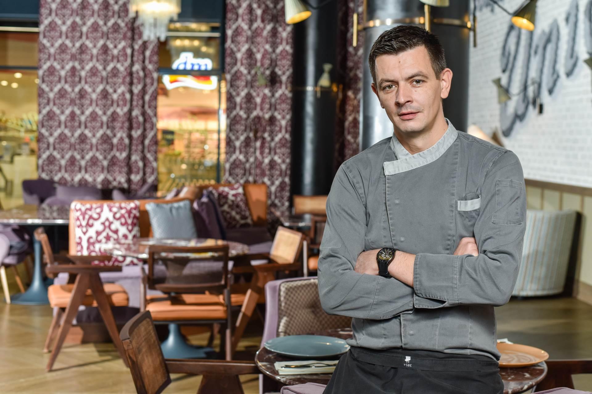 Chef Marinko Topalović