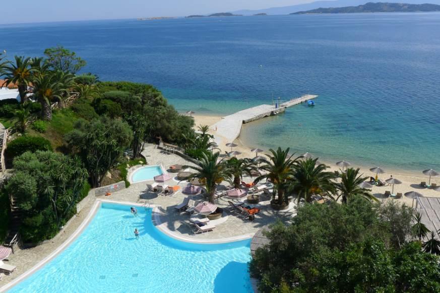 Luksuzni resort Eagles Palace