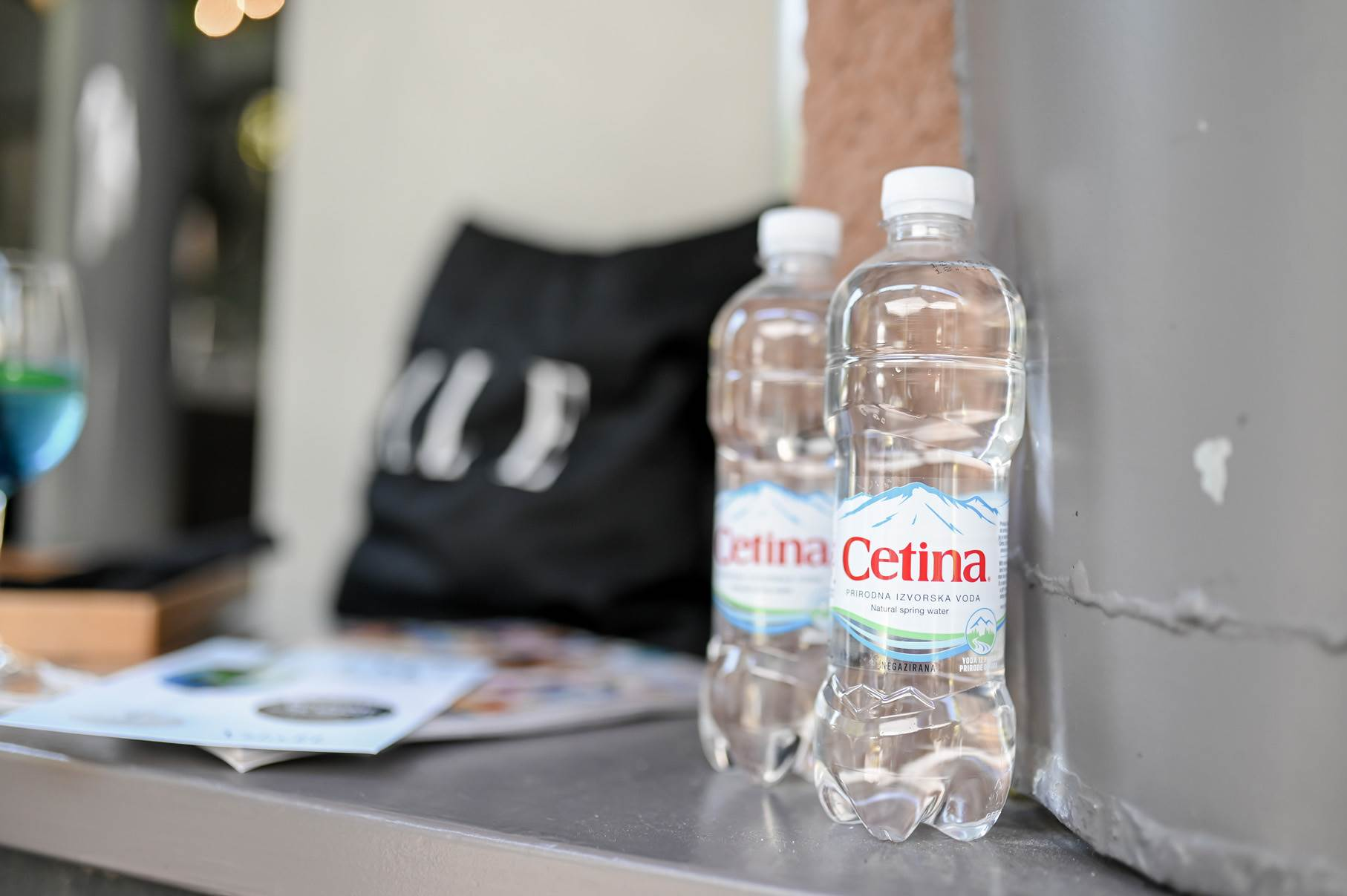 Prirodna izvorska voda Cetina